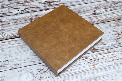 "8x8"" Album - Premium leather cover - Velvet Photo Paper"