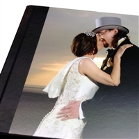 "10x10"", 12x8"" or 12x9"" Album - Photo cover - Velvet Photo Paper"