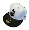 JG Logo Official On-Field White Hat