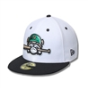 Alternate Sarge Logo Official On-Field White Hat