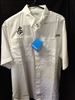 Columbia White Men's Tamiami II Fishing Shirt