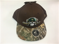 OC Sports Realtree/Brown Snapback Hat