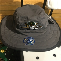 OC Sports Grey Boonie Hat