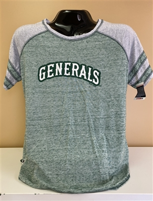 Ladies Holloway Advocate Short Sleeve Generals Shirt