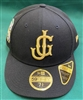 JG Logo Official New Era Championship Low Profile Hat