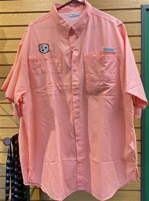 Columbia Coral PFG with Tri-Star logo