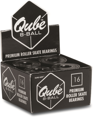QUBE 8-Ball Bearings