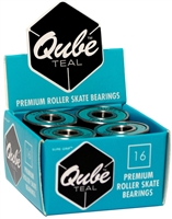 QUBE Teal Bearings