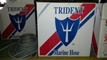 Trident Barrier Lined B1-15 Low Perm Fuel Line Hose #305 (uncut)