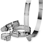 Stainless Steel Worm Gear Clamp 350 Series