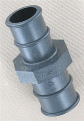 1 in. Barb x 1-1/8 in. Barb Hose Adaptor