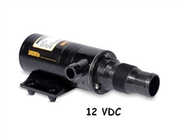 Macerator Pump - 12 VDC & 24 VDC/13 GPM/ Self-­‐Priming