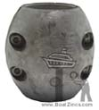 Zinc X Series Barrel Collar Anodes