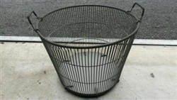 Wire Oyster Basket