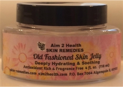 Old Fashioned Skin Jelly 4 oz