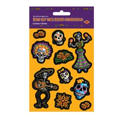 Day of The Dead Stickers