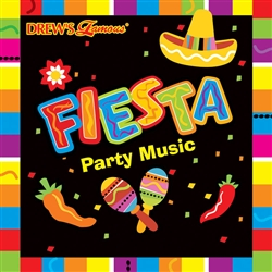 Fiesta Party Music | Party Supplies