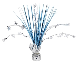 Snow Flake Spray Centerpiece | Party Supplies