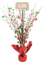 Christmas Spray Centerpiece | Party Supplies