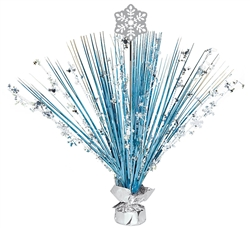 Snowflake Spray Centerpiece | Party Supplies