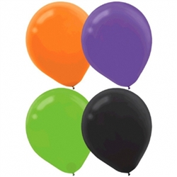 Halloween Balloons Assortment | Halloween Party Supplies