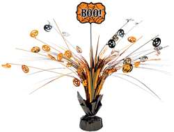 Modern Halloween Spray Centerpieces
