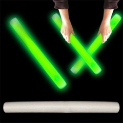 Green LED Cheer Stick for Sale