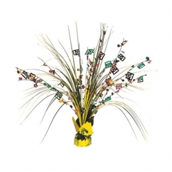 Tiki Spray Centerpiece | Party Supplies