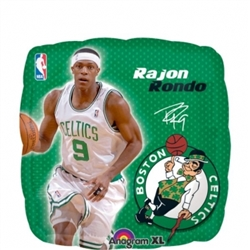Rajon Rondo Metallic Balloons | Party Supplies