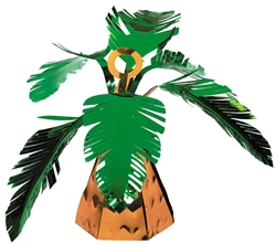 Palm Tree Balloon Weight | Luau Party Supplies