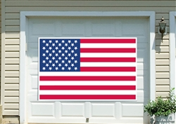 American Flag Giant Party Sign | Patriotic Party Supplies