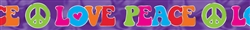 Feeling Groovy Foil Banner | Party Supplies