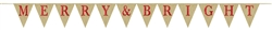 Christmas Pennant Banner | Party Supplies