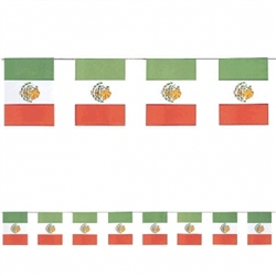 Mexican Flag Banner | Party Supplies