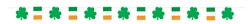 St. Patrick's Day Pennant Banner | St. Patrick's Day decorations