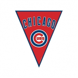 Chicago Cubs Pennant Banner | Party Supplies