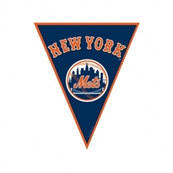 New York Mets Pennant Banner | Party Supplies