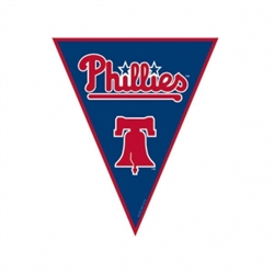 Philadelphia Phillies Pennant Banner | Party Supplies