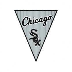 Chicago White Sox Pennant Banner | Party Supplies