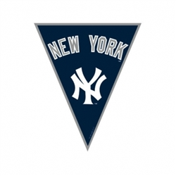 New York Yankees Pennant Banner | Party Supplies