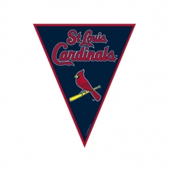 St. Louis Cardinals Pennant Banner | Party Supplies