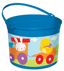 Easter Large Blue Bucket | Easter