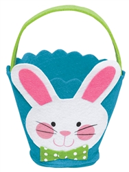 Blue Bunny Basket | Easter