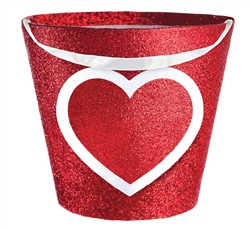 Valentine's Bucket | Valentines supplies