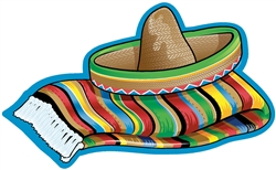 Fiesta Assortment Cutouts | Party Supplies