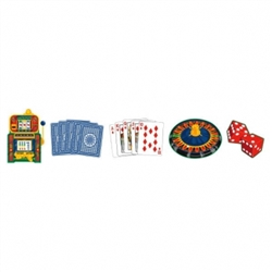 Casino Cutout Assortment | Party Supplies