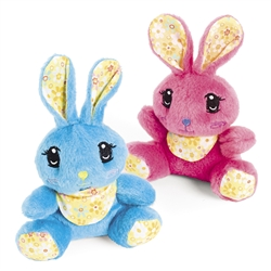 Plush Bunnies with Scarf | Party Supplies