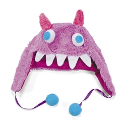 Cotton Fuzzy Monster Hat | Party Supplies
