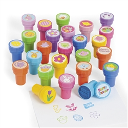 Easter Stamper Assortment | Party Supplies