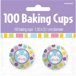 Easter Mini Baking Cups | Party Supplies